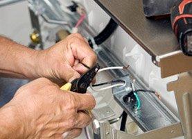 Ремонт проводки посудомоечной машины