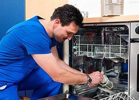 Мастер по ремонту посудомоечной машины