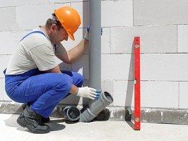Монтаж канализации в частном секторе