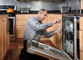 мастер по установке посудомоечной машины