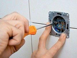 Установка выключателей в плитке