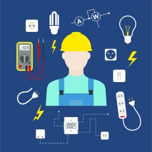 Услуги электрика в харькове цены