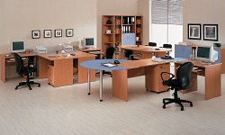 сборка офисной мебели